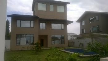 Luxurious 5 Bedrooms Duplex with Swimming Pool, Foreshore Estate, Banana Island, Ikoyi, Lagos, Detached Duplex for Sale