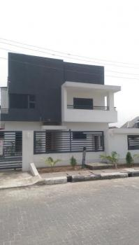 Newly Built Five Bedroom Detached House with a Room Bq, Alpha Beach Road, Atlantic View Estate, Lekki, Lagos, Detached Duplex for Rent
