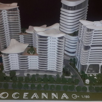 The Oceanna Hotel Apartments, 1, 2, 3 Bed, Studio Apartments, Time Sharing, Co-ownership Now Selling at Victoria Island, Lagos., Water Corporation Drive, Off Ligali Ayorinde Street, Victoria Island. It Is Flanked By Trinity House Church to The Left and Overlooking The Atlantic Ocean., Victoria Island (vi), Lagos, Block of Flats for Sale