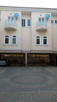 Three Bedroom Town House with Bq, Off Castle Rock Drive, Osapa, Lekki, Lagos, Terraced Duplex for Rent