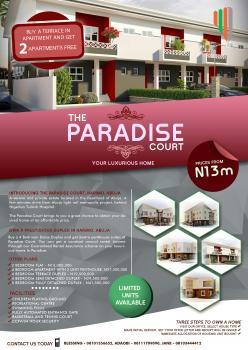Unit of 4 Bedroom Terrace Duplex, Karmo, Abuja, Terraced Duplex for Sale