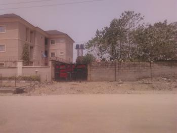 1300sqm Fenced Land After Vio Office, Gesse Street, By  V.i.o. Office, Mabuchi, Abuja, Residential Land for Sale