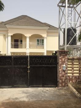 Brand New & Well Finished 4 Bedroom Semi Detached Duplex with Bq, Gwarinpa Estate, Gwarinpa, Abuja, Semi-detached Duplex for Rent