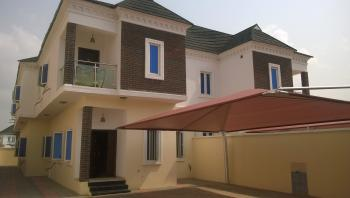 Brand New and Superbly Finished 5 Bedroom Detached House with En Suite Boys Quarters, Osapa, Lekki, Lagos, Semi-detached Duplex for Sale