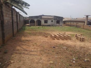 Three Bedroom Flat Bungalow Set Back on a Full Plot, Igando, Ikotun, Lagos, Detached Bungalow for Sale