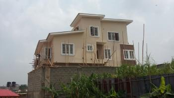 Exclusive 2 Units of 4 Bedrooms, Plus 1 Maids Room, Bolanle Close, Behind The New Ultra Modern Shopping Mall, Formerly Known As Alade Market, Allen, Ikeja, Lagos, Semi-detached Duplex for Sale