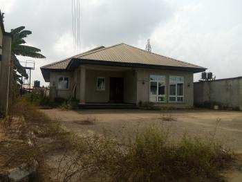 Superbly Finished 3 Bedroom Detached Bungalow, Off Oron Road, Immediately After Shelter Afrique Housing Estate, Uyo, Akwa Ibom, Detached Bungalow for Sale