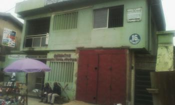 Vacant Storey Building for Commercial Use, Along Egbeda-akonwonjo Road, Idimu, Lagos, Office for Rent