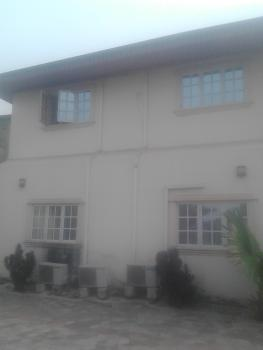 Luxury 5 Bedroom Detached House with a Pent Floor Has an Anciliary Building Which Comprises of a Mini Flat and 2 Rooms As Bq, Ajao Esate, Anthony, Maryland, Lagos, Detached Duplex for Rent