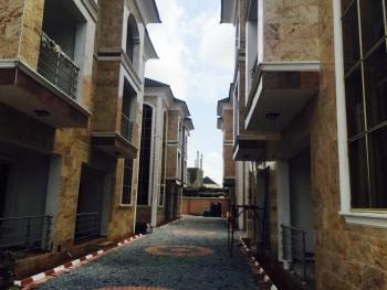 4 Bedroom Terrace House with Bq, Parkview, Ikoyi, Lagos, Terraced Duplex for Rent