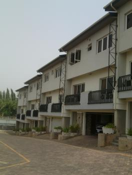 Luxury 4 Bedroom Terrace Duplex with Bq, Gudu, Abuja, Terraced Duplex for Rent