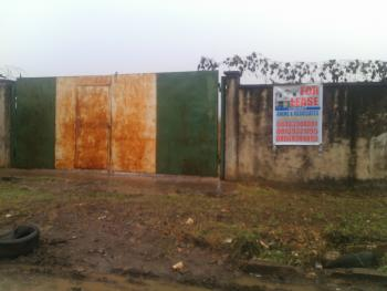13.8 Acre (55,835sqm) Fenced and Sandfilled Land, Happy Home Avenue Kirikiri Industrial Area Beside Choscharis and Adjacent to Sarafoam, Apapa., Kirikiri, Apapa, Lagos, Industrial Land for Rent