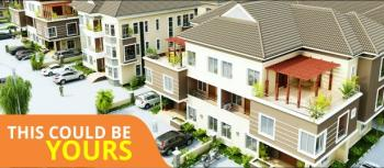 4 Bedroom Apartment + 2 Room Unit Penthouse, Paradise Court, Close to Nigeria Turkey Hospital, with Very Good Road Network and Tarred Access Road Free of Traffic., Karmo, Abuja, Terraced Duplex for Sale