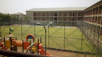 Newly Built School with 40 Classrooms and Computer Rooms and Lab, Utako, Abuja, School for Sale