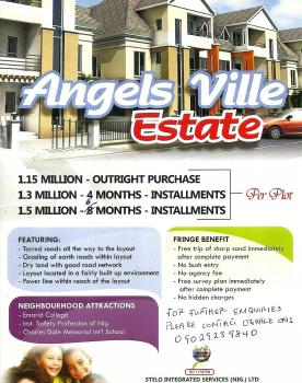 Plots of Land, Close to Charles Dale Memorial Intl School, Eneka, Obio-akpor, Rivers, Residential Land for Sale