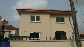 4 Bedroom Semi-detached House, Anwal Sadat Road, Crown Estate, Ajah, Lagos, Semi-detached Duplex for Rent