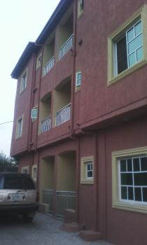 Newly Built 2 Bedroom Flat, Ago Palace, Isolo, Lagos, Flat / Apartment for Rent
