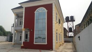 Newly Built Luxury 4 Bedroom Fully Detached House on Land Size 730sqmts, Ori Oke, Via Daily Manna, Ocean Beach Reasidential Area, Ogudu, Lagos, Detached Duplex for Sale