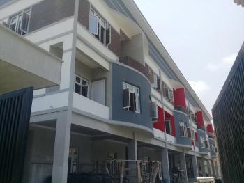 4 Bedroom Terrace House, Oba Idowu, Oniru, Victoria Island (vi), Lagos, Terraced Duplex for Sale
