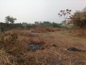 2 Acres of Land  Fenced Round with Gate, Lagos Ibadan Express Way After Berger Bus Stop, Ojodu, Lagos, Commercial Land for Sale