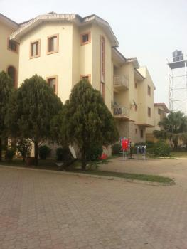 Luxurious, Serviced & Exquisite 4 Bedrooms Apartment with Maids Quarters, Off Ahmadu Bello Way, Area 11, Garki, Abuja, Flat / Apartment for Rent