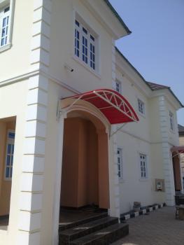 Semi-detached 4 Bedroom Duplex with Bq, Wuye, Abuja, Semi-detached Duplex for Rent