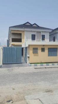 Super Luxury 5 Bedroom Fully Detached House with 2 Room Bq, Lekki Phase 1, Lekki, Lagos, Detached Duplex for Rent
