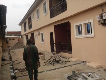 2 Units of Newly Built 2 Bedroom Flat, Okota Way, Okota, Isolo, Lagos, Flat / Apartment for Rent