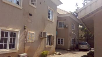 Well Finished 2 Bedroom Flat, Pop Finishing, 1st Floor, Tarred Road, Wuye, Abuja, Flat for Rent