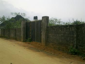 3 and Half Plots of Land, Rumuowha, Eneka Near Shell Estate, Obio-akpor, Rivers, Residential Land for Sale