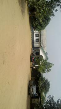 3 Bedroom Bungalow Sitting on a 6 Plots of Land, Opposite St Francis Catholic Church, Obio-akpor, Rivers, House for Sale