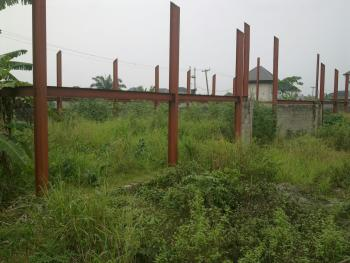 a Warehouse on a 6 Plots of Land, Rumuowha, Eneka Near Shell Estate, Obio-akpor, Rivers, Commercial Property for Sale