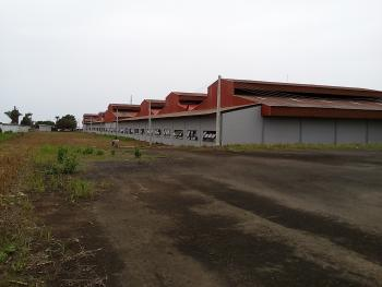 a Terraced 8 Bays Warehouse Measuring (9021.78) Sqm/14 Acres of Total Sizes, Epe, Lagos, Warehouse for Sale