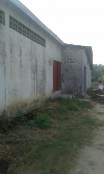 10 Acres of Landed Property Presently Used As a Poultry Farm, Along Ijebu/epe Express (10 Minutes Drive From Epe T-junction), Epe, Lagos, Warehouse for Sale