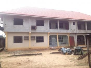 Uncompleted Block of 4 Flats on 2 Plots, Off East-west Road, Opposite Deeper Life Headquarters, Rumuodara, Port Harcourt, Rivers, Self Contained (studio) Flat for Sale