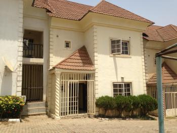 Well Located 3 Bedroom Terrace Duplex with a Room Boys Quarter, Area 2, Garki, Abuja, Terraced Duplex for Sale