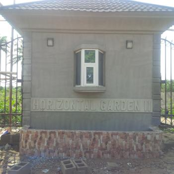 Horizontal Garden Extension, 10 Mins Drive From Dangote Refinery and 5km Before La Campaigne Tropicana, Ibeju, Lagos, Residential Land for Sale