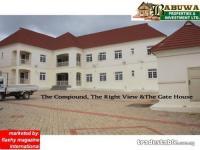 Duplex (3 Bedroom Flats), Gwarinpa, Abuja, 3 Bedroom Flat / Apartment For Sale