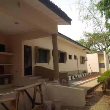 a Tastefully Finished & Fully Detached 4 Bedroom Bungalow with 2 Room Bq, Off Aminu Kano Crescent, Wuse 2, Abuja, Detached Bungalow for Rent