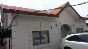 3 Bedroom Duplex Together with a 3 Bedroom /2 Bedroom Bungalow & a Studio Apartment, Off Adeneran Ogunsanya, Bode Thomas, Surulere, Lagos, Block of Flats for Sale