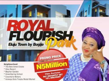 Land for Sale at Flourish Royal Park Estate, Flourish Park Estate, After Amen Estate, Ibeju, Lagos, Residential Land for Sale