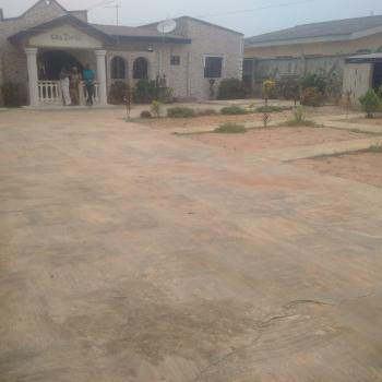 Detached 3 Bedroom Bungalow on a Setback on Land of Full 60ft By 120ft, Isokan (unity) Estate, By Amule Bus Stop, Ayobo-ipaja, Ipaja, Lagos, Detached Bungalow for Sale