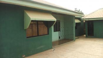 Well Located 3 Bedroom Bungalow with 1 Room Boys Quarter, Karu Market Road, Karu, Abuja, Detached Bungalow for Sale