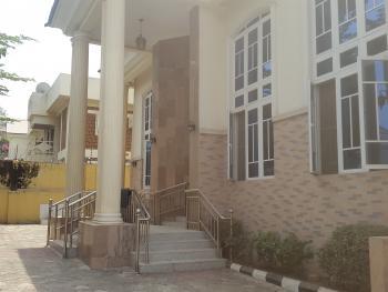 4 Bedroom Duplex with 2 Rooms Bq, Off Ademola Adetokunbo Crescent, Wuse 2, Abuja, Detached Duplex for Rent
