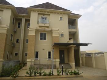 New 4 Bedroom + Bq, Aym, Wuye, Abuja, Terraced Duplex for Rent