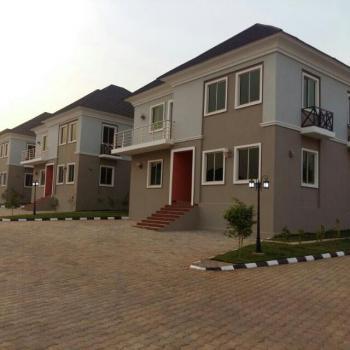 4 Bedroom Duplex + Bq, Durumi, Abuja, Detached Duplex for Sale