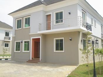 New 4 Bedroom Duplex, 2 Lounge + Bq, Durumi, Abuja, Detached Duplex for Rent