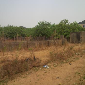 Fenced, Secured and Buildable/ Liveable Residential Land, Behind Harmony Court Estate, Near Living Faith Church., Katampe, Abuja, Residential Land for Sale