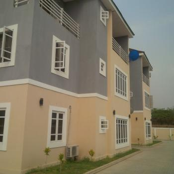Brand New & Luxury 2 Bedroom Flat with Bq, By Gilmore Construction Yard, Opp Katampe Extension, Jahi, Abuja, Flat for Rent