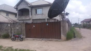 Semi Detached Duplex of Four Bedrooms with Additional Two Flats of 3 Bedroom and 2 Bedroom, Off Bololo Field, Dsc Residential Estate, Udu, Delta, Semi-detached Duplex for Sale